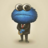 Mr. Cookie Monster